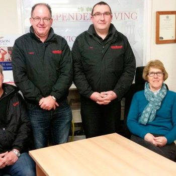 The Independent Living Team