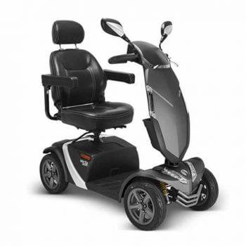 black stylish mobility scooter