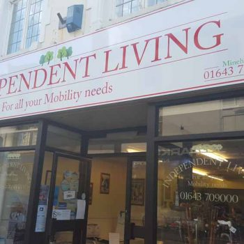 Independent Living Minehead storefront
