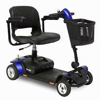 Pride Go Go Mobility Scooter