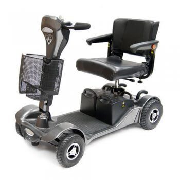 sunrise sterling sapphire mobility scooter